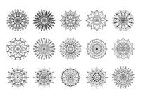 Free Mandala Brushes
