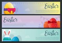 Ostern Elements Set. Ostern Hintergrund. Frohe Ostern.