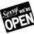 Sorry_were_open