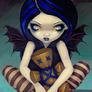 Voodoo-blue