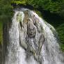Waterfall-photomanipulation